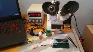 Electrónica e impresión 3D.