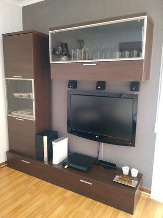 Mueble salón para tv. 3 módulos