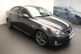 Lexus IS 250 V6 208 CV AUTOM PRESIDENT FULL