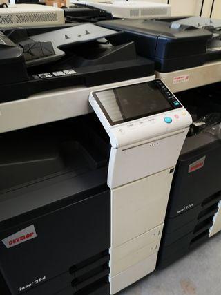 Fotocopiadora Konica Minolta ineo+ 284 A3 Color