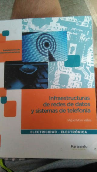 infraestructuras de redes de datos