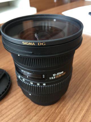 Sigma 10-20 hsm 3.5 nikon