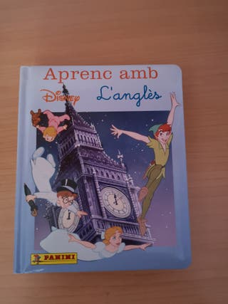 Libro infantil inglés