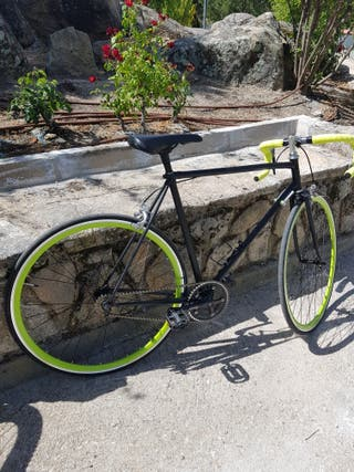 bicicleta de doble suspension