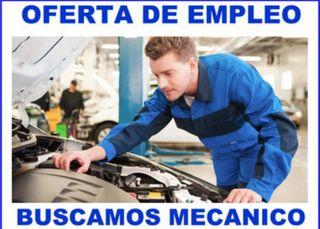 SE BUSCA MECÁNICO