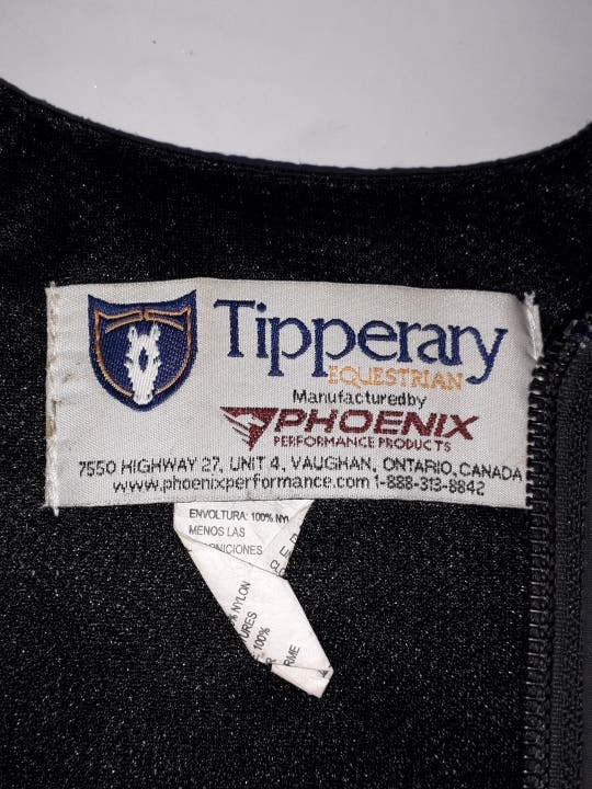 Chaleco protector hípico Tipperary