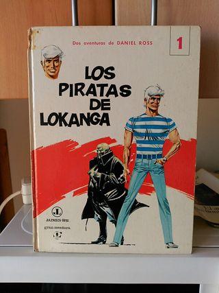 los piratas de lokanga , Daniel Ross