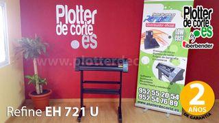 Plotter de corte Refine EH721 con artcut OFERTA