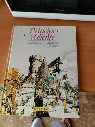 Principe Valiente ,libro , cómic vintage