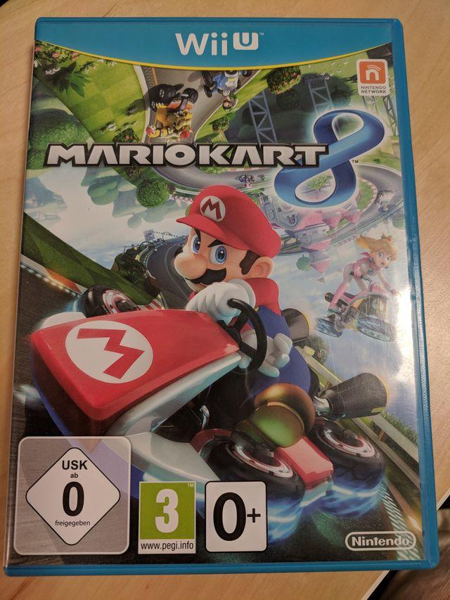 Mario Kart 8 Juego Wii U De Segunda Mano Por 12 En San Gregorio En