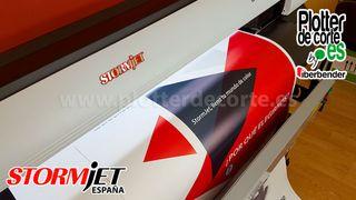 Impresora digital gran formato rotulos vinilos