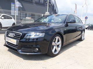 Audi A4 avant s-line 2.0 tdi 2009