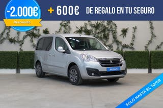 Peugeot Partner TEPEE Active 1.6 BlueHDi 100