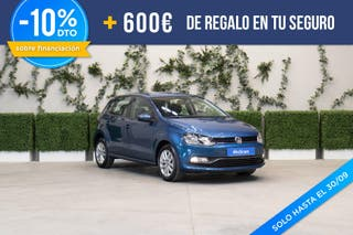 Volkswagen Polo Advance 1.4 TDI 66kW (90CV) BMT