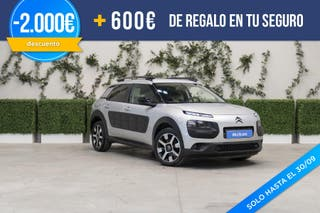 Citroën C4 Cactus BlueHDi 100 Feel Edition