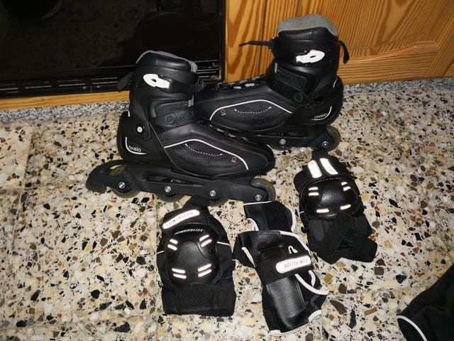 PATINES OXELO TALLA 47