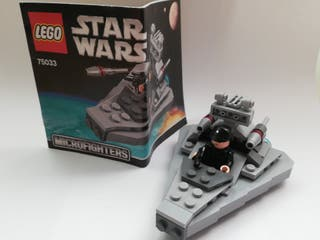 Lego 75033 Star Destroyer Star Wars Microfighters