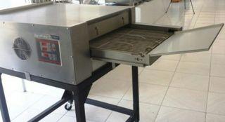 horno de pizza tunel !! pizza oven!!