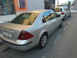 ford mondeo mondeo 2001