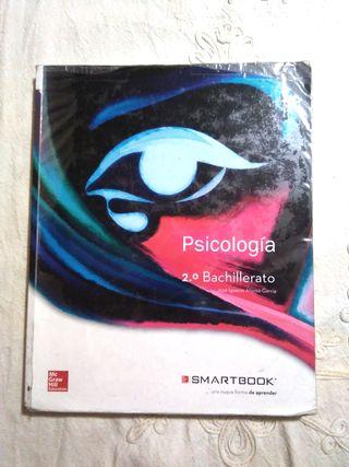 Libro Psicologia 2 Bachillerato