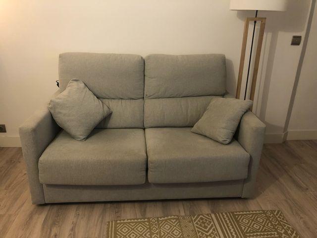 Sofa Cama De Segunda Mano Por 390 En Hondarribia En Wallapop