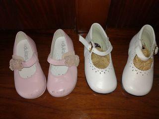 Zapatos de vestir chica T. 22