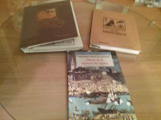 libros de sellos y postales España
