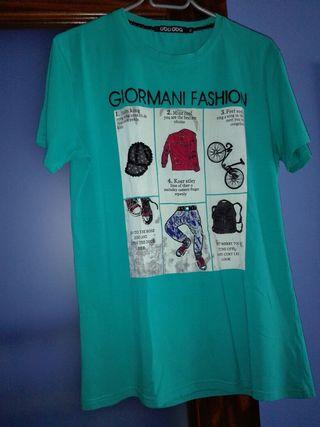 Camiseta hombre L