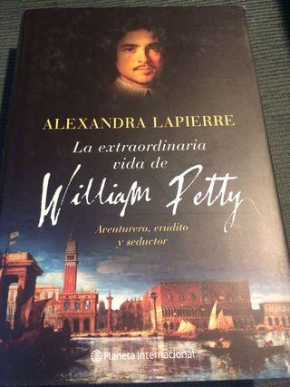 """Libro """"William Petty"""""""