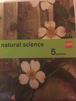 Libro 5 Natural Science