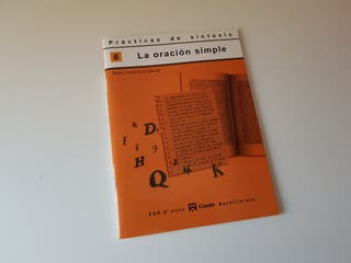 6. La oración simple