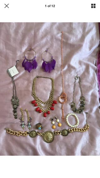 Jewelery mix bundle