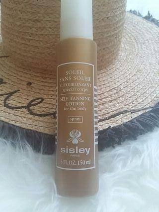 Autobronceador Sisley soleil sans solei autobron