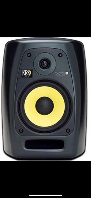 Monitores de estudio krk vxt8