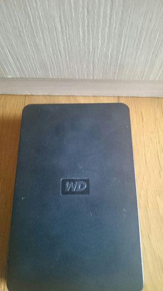 Disco duro WD
