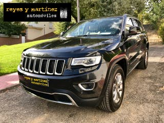 Jeep Grand Cherokee 2014 3.0 V6 LIMITED