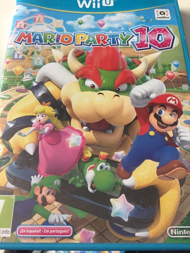 Juego Wiiu Mario Party 10 De Segunda Mano Por 20 En Manresa En