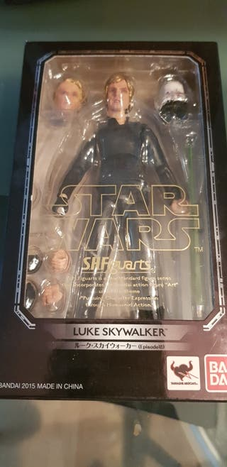 Star Wars bandai luke skywalker