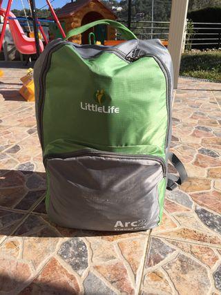 Cuna mochila viaje little life Arc2