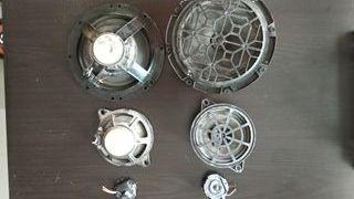 Altavoces originales de Citroen Berlingo 2006