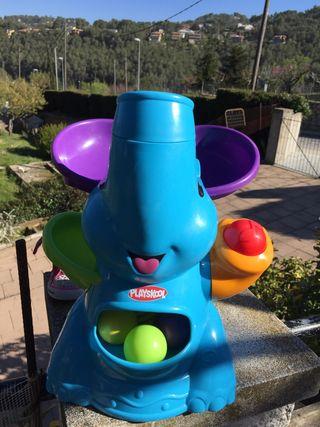 Elefante playschool tragabolas