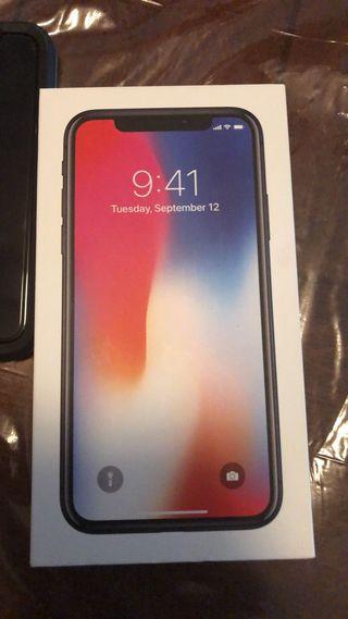 Apple iPhone X (iPhone 10) - 64GB 256GB Unlocked