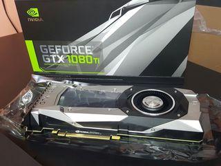 EVGA GeForce GTX 1080 Ti SC2 GAMING, 11GB GDDR5X,