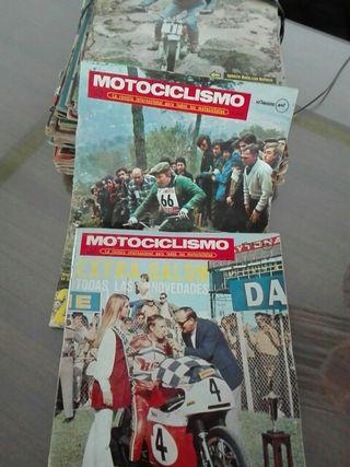 Revista motos antiguas