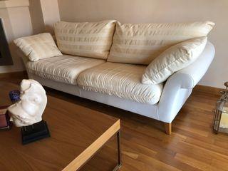 Sofá + sillón.(3+1plazas)