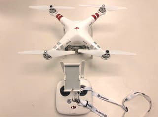 Sell DRONE DJI PHANTOM 3 ADVANCED + EXTRAS