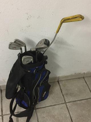 ae0bf0583545f Palos de golf junior de segunda mano en Sevilla en WALLAPOP