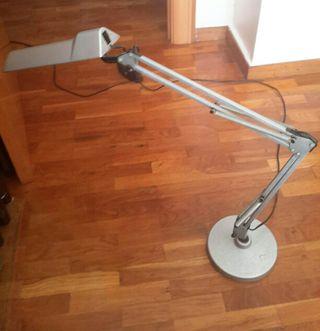lampara de mesa flexo