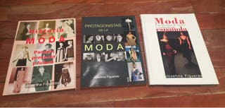 3 libros de moda española firmados por la autora