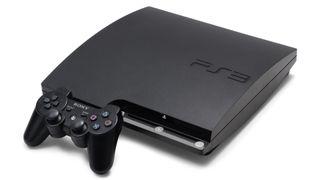 Consola ps3 con dos mandos y videojuego de regalo